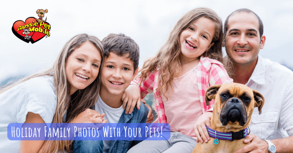 Holiday Family Photos With Your Pets!