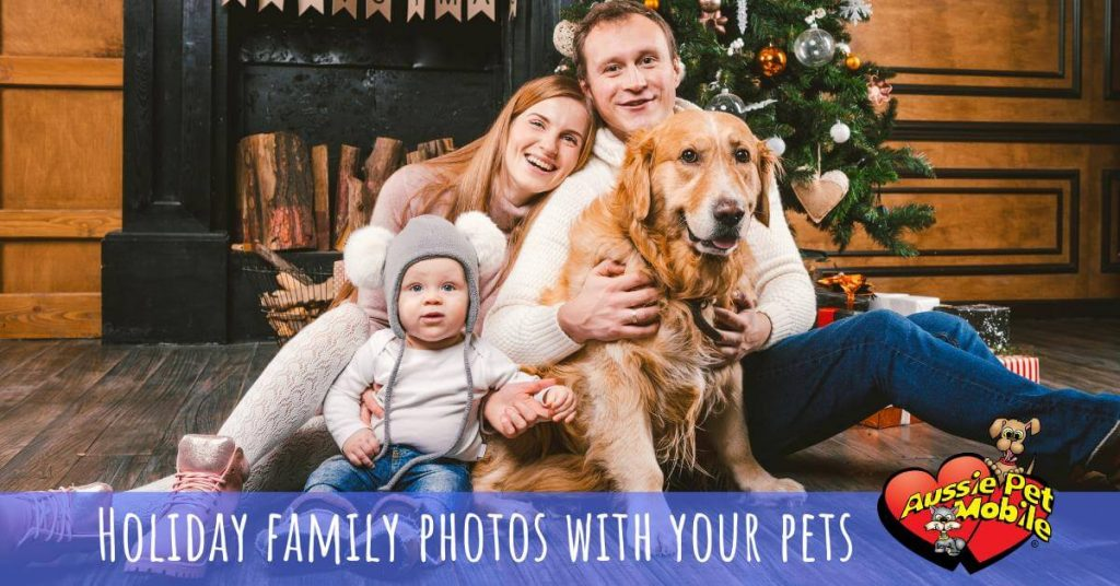 Holiday Family Photos With Your Pets 2019